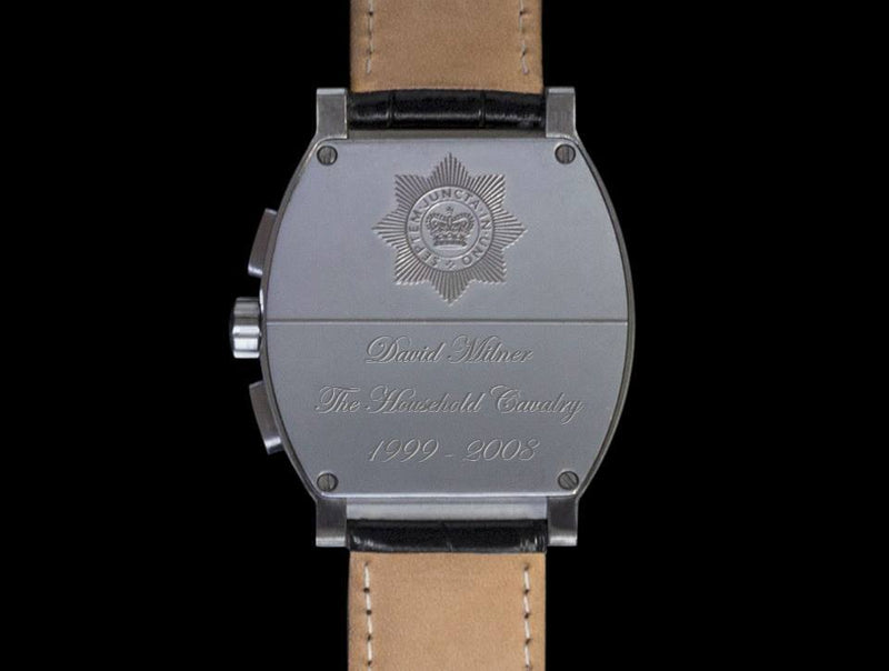Watches - THE COLDSTREAM GUARDS 'HERITAGE' WATCH