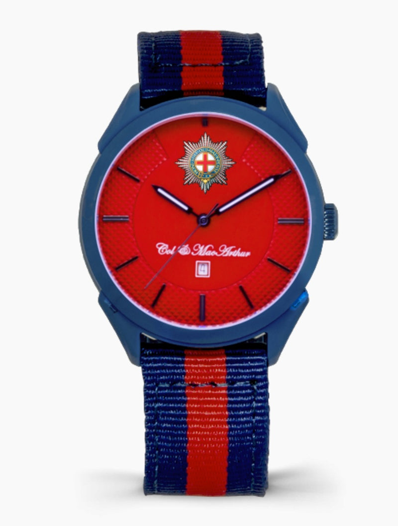 Watches - THE COLDSTREAM GUARDS 'PASSION' WATCH