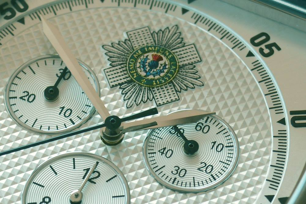 Watches - THE SCOTS GUARDS 'HERITAGE' WATCH