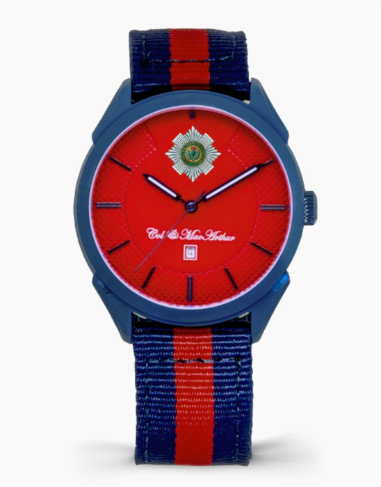 Watches - THE SCOTS GUARDS 'PASSION' WATCH