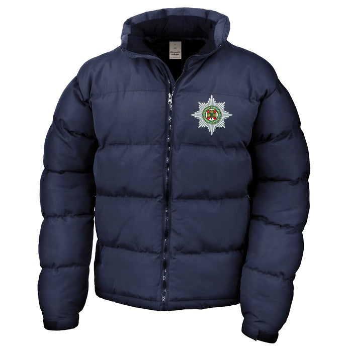 Waterproof Jacket - Irish Guards Urban Storm Jacket