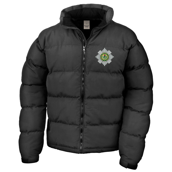 Waterproof Jacket - Scots Guards Urban Storm Jacket