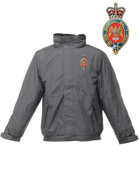 Waterproof Jacket - The Blues And Royals Regatta Waterproof Jacket