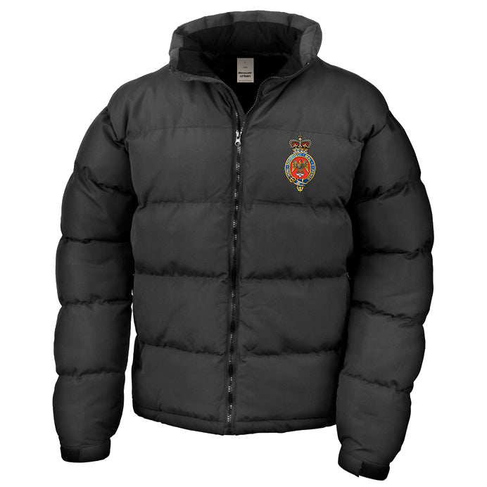 Waterproof Jacket - The Blues And Royals Urban Storm Jacket