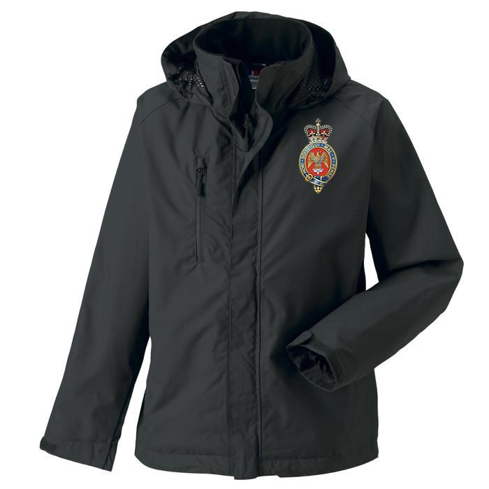 Waterproof Jacket - The Blues And Royals Waterproof HydraPlus Jacket