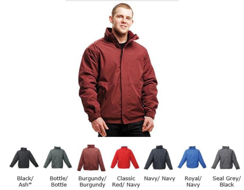 Waterproof Jacket - The Irish Guards Regatta Waterproof Jacket