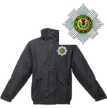 Waterproof Jacket - The Scots Guards Regatta Waterproof Jacket