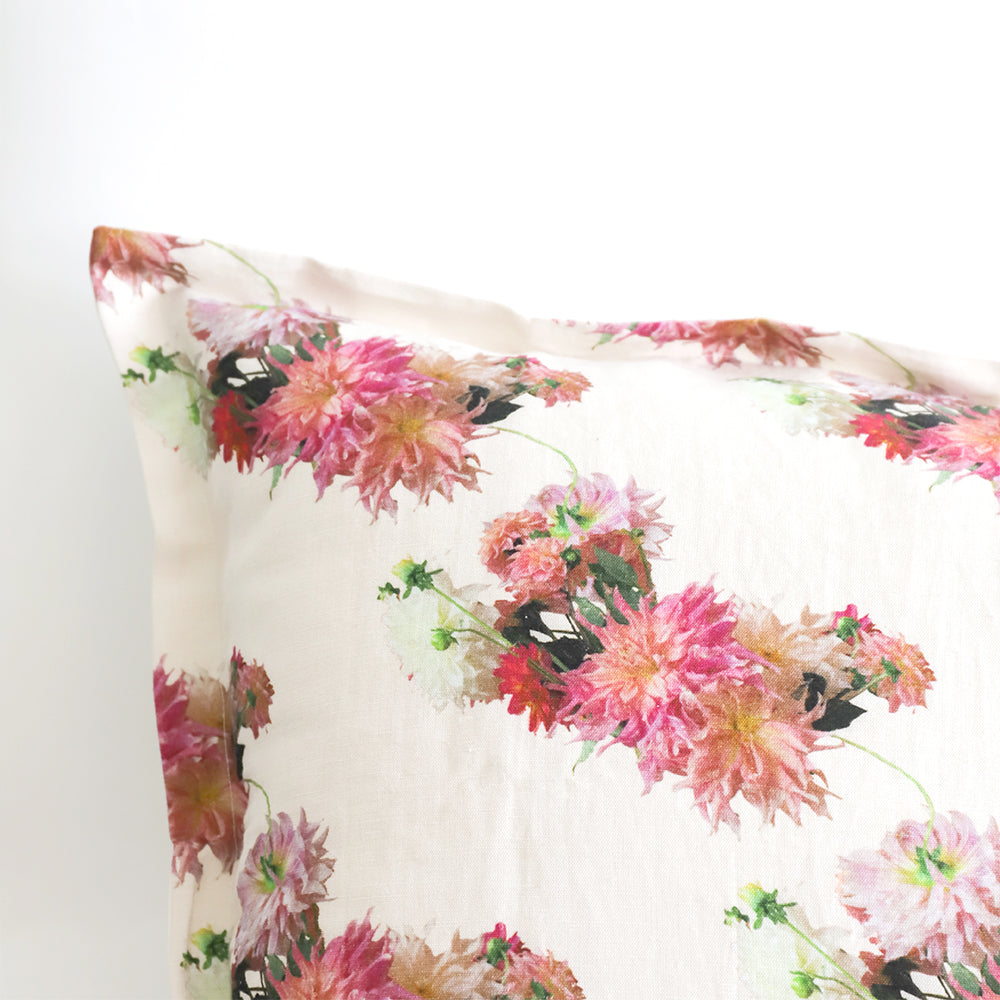 Sundae Morning - New Regent Linen Pillowcase Set