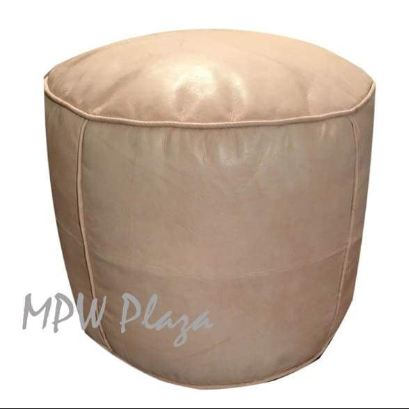 Tabouret, Natural Tan 15x18 - MPW Plaza