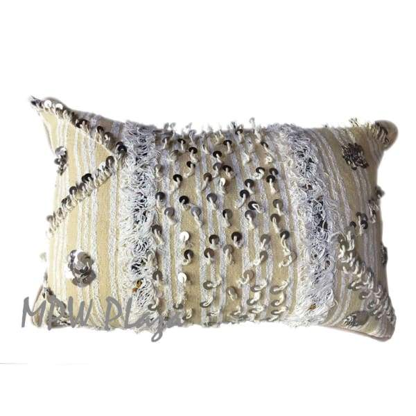 Stuffed Handira Pillow -Sparkle - MPW Plaza