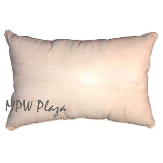 Moroccan Leather Pillow - MPW Plaza (R)