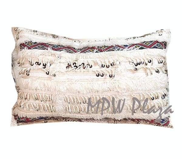 Stuffed Handira Pillow - Atlas - MPW Plaza