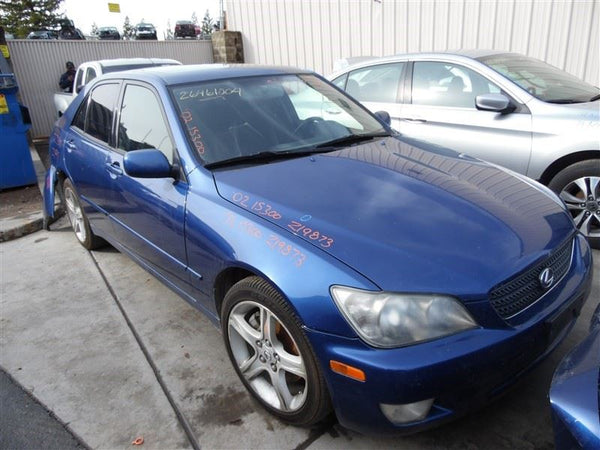 Air Bag 2002 Lexus IS300
