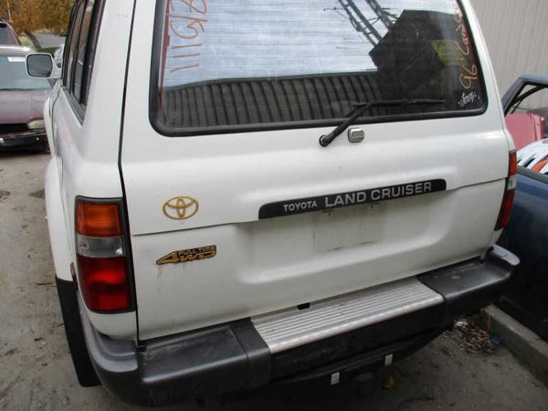Anti Lock Brake Pts 1996 Toyota Land Cruiser