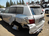 Seat Belt Assembly, Front 2009 Toyota Highlander
