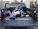 Fuel Filler Door 2009 Toyota Tacoma
