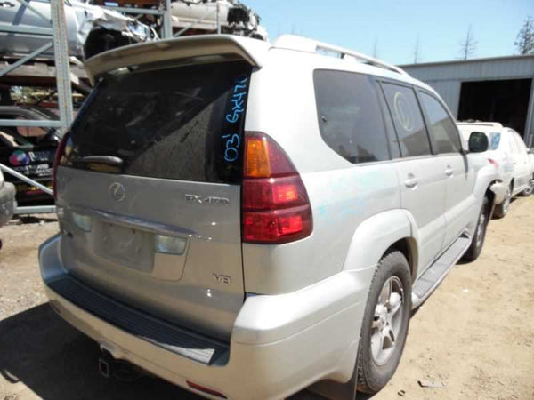Axle Assembly, Rear 2003 Lexus GX470