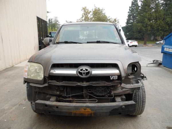 Axle Assembly, Rear 2006 Toyota Sequoia