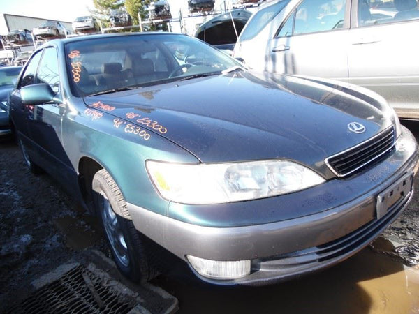 Cruise Speed Reg 1998 Lexus ES300