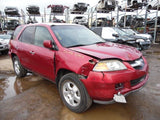 Keys/Latches/Locks 2006 Acura MDX
