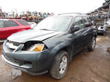 Back Glass 2006 Acura MDX