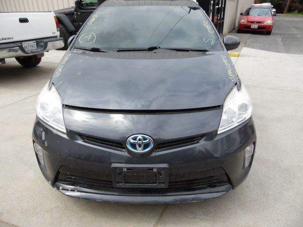 Chassis Cont Mod 2013 Toyota Prius