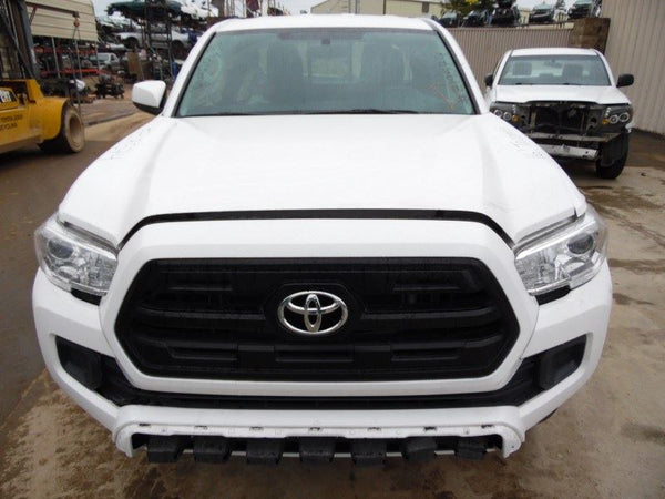 Door Assembly, Front 2016 Toyota Tacoma