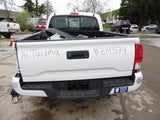 Chassis Cont Mod 2016 Toyota Tacoma