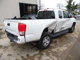 Spare Wheel Carrier 2016 Toyota Tacoma