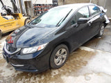 Chassis Cont Mod 2014 Honda Civic