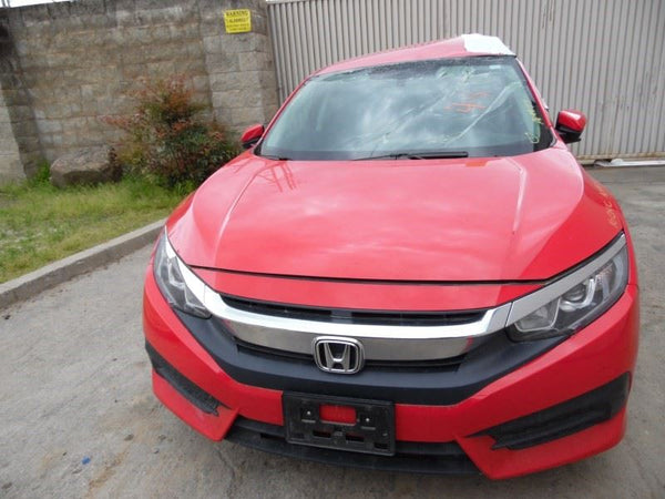 Door Glass, Front 2016 Honda Civic