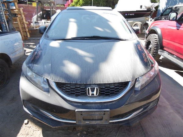 Door Vent Glass, Front 2013 Honda Civic