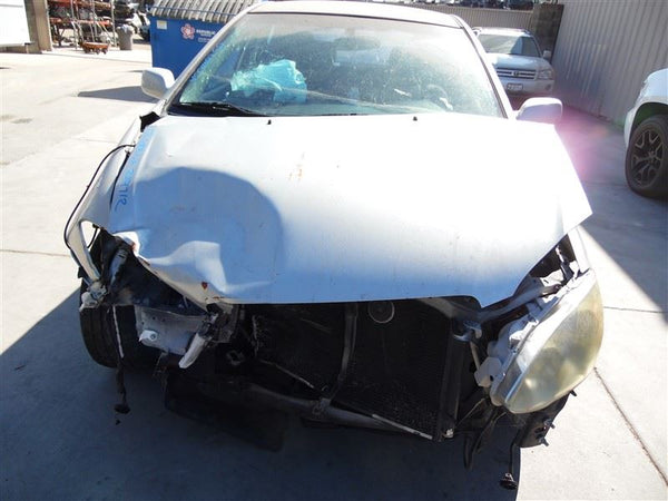 Loaded Beam Axle 2003 Toyota Corolla not FX