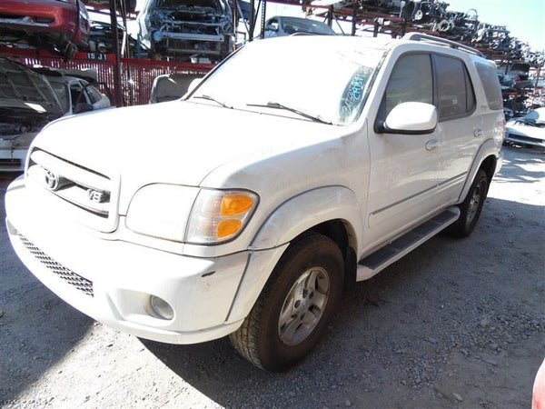 starter motor 2002 toyota sequoia clear auto parts clear auto parts