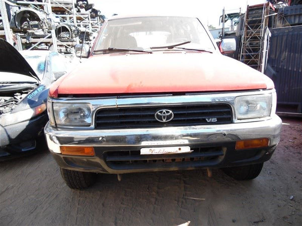 Chassis Cont Mod 1995 Toyota 4Runner