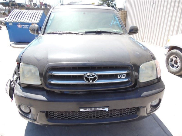 Hitch/Tow Hook/Winc 2003 Toyota Sequoia