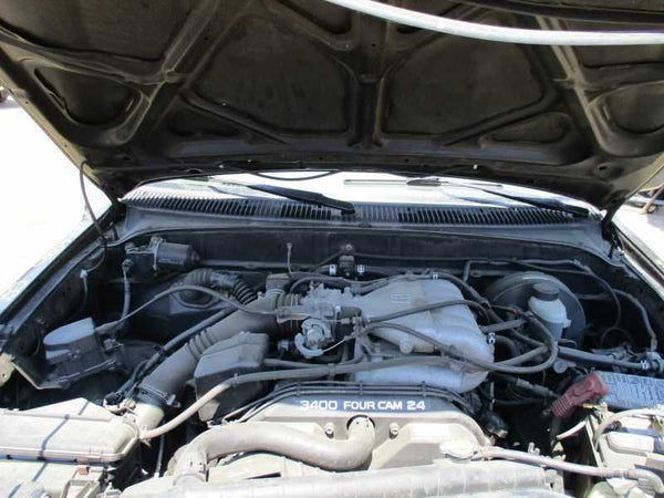 Timing Cover 2002 Toyota Tacoma