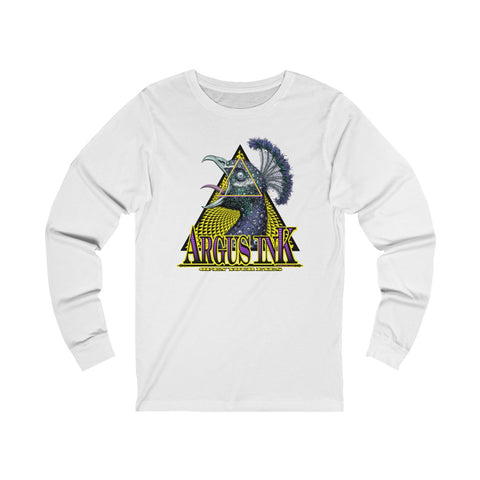 Argus Ink (Color)- Unisex Jersey Long Sleeve Tee