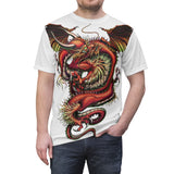 Dragon Energy- Unisex AOP Cut & Sew Tee