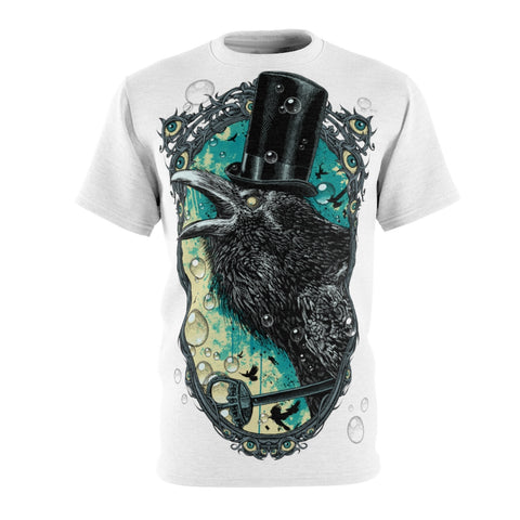A Murder Of Crows- Unisex AOP Cut & Sew Tee