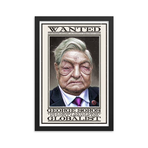 WANTED- Framed photo paper poster