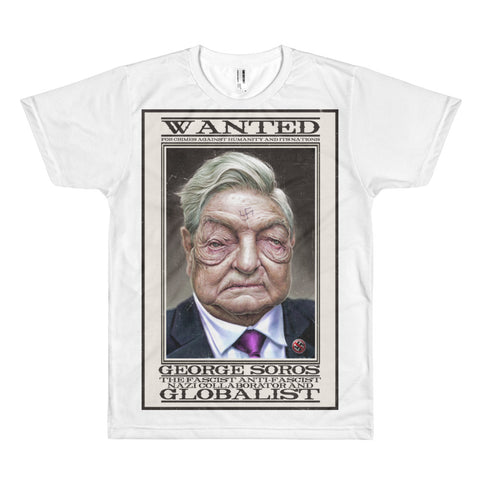 WANTED- American Apparel PL401W Sublimation T-Shirt
