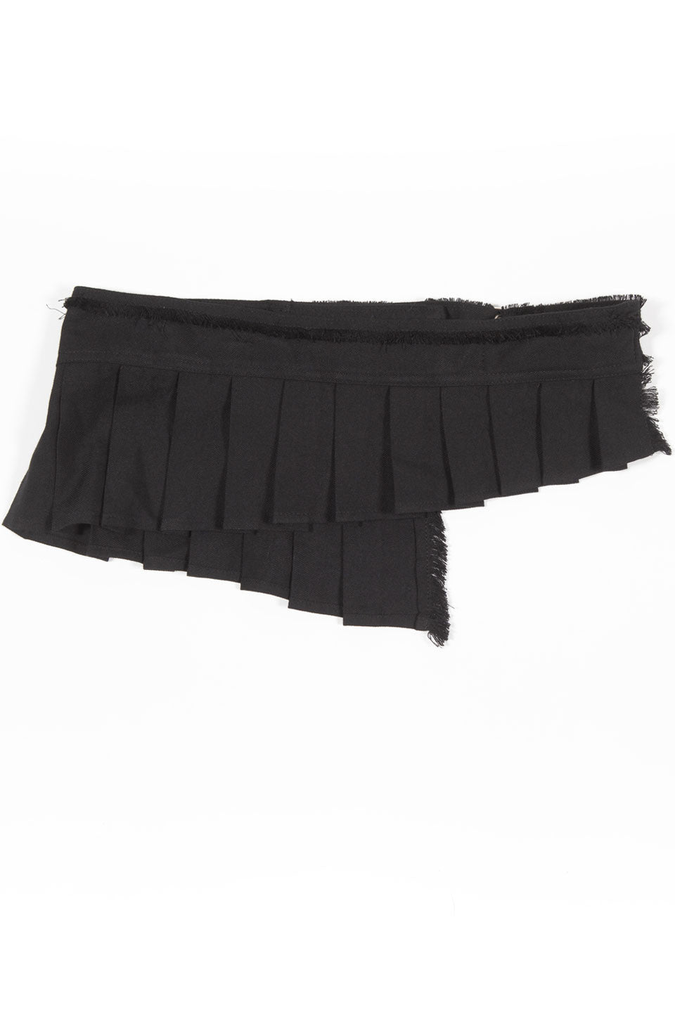 Born To Die Pleated Kilt Belt-Accessories-Lip Service