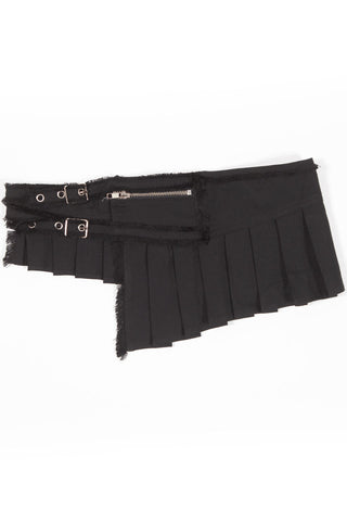 Born To Die Pleated Kilt Belt - Accessories - Lip Service