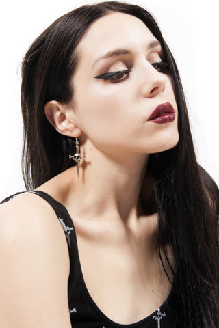 Classic Dagger Earrings-Accessories-Lip Service