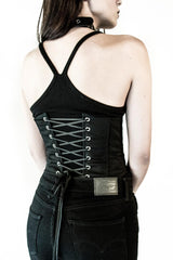 Industry Waist Cincher-Tops-Lip Service