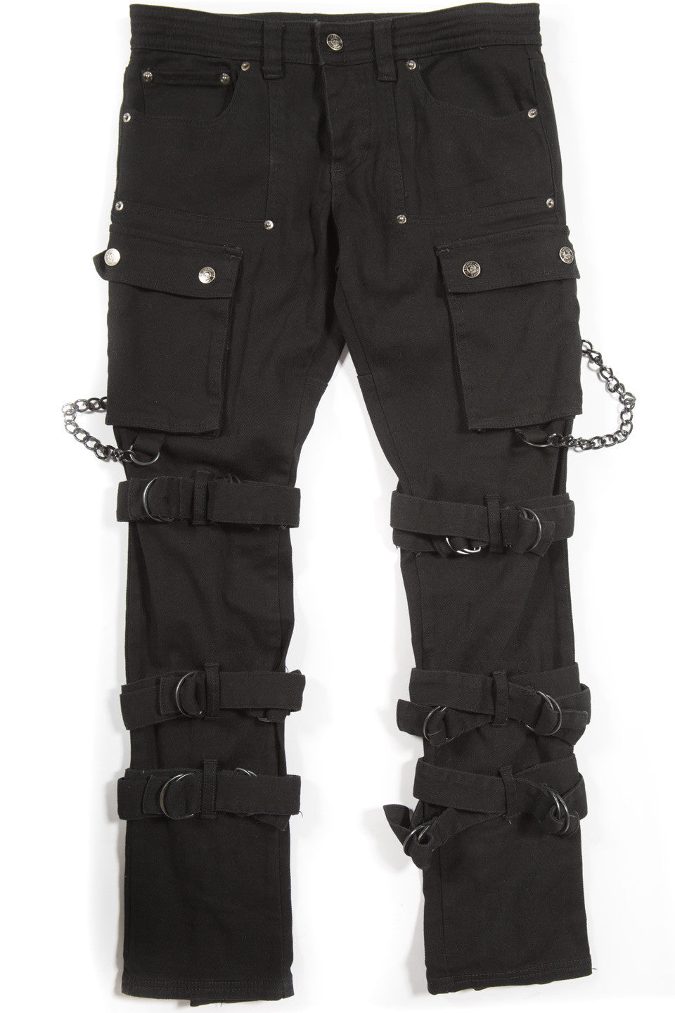 Lip Service Dead Nation Bondage Pants-Jeans-Lip Service