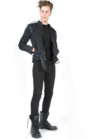 Thunderdome Men's Twill jacket-Jacket-Lip Service