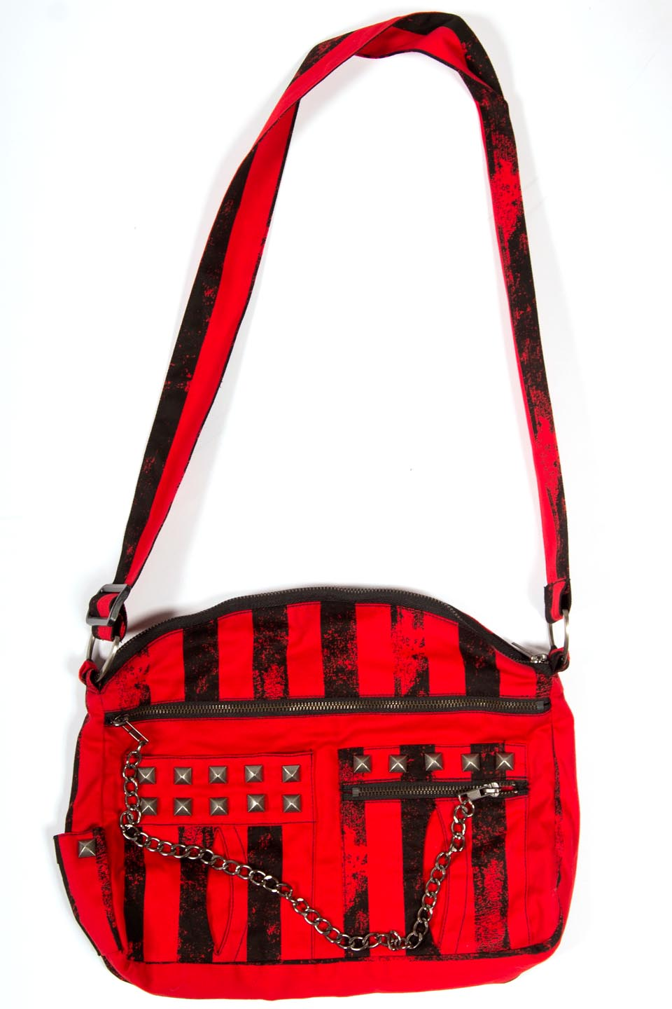 Vintage Batz & Bones Rocker Bag-Accessories-Lip Service