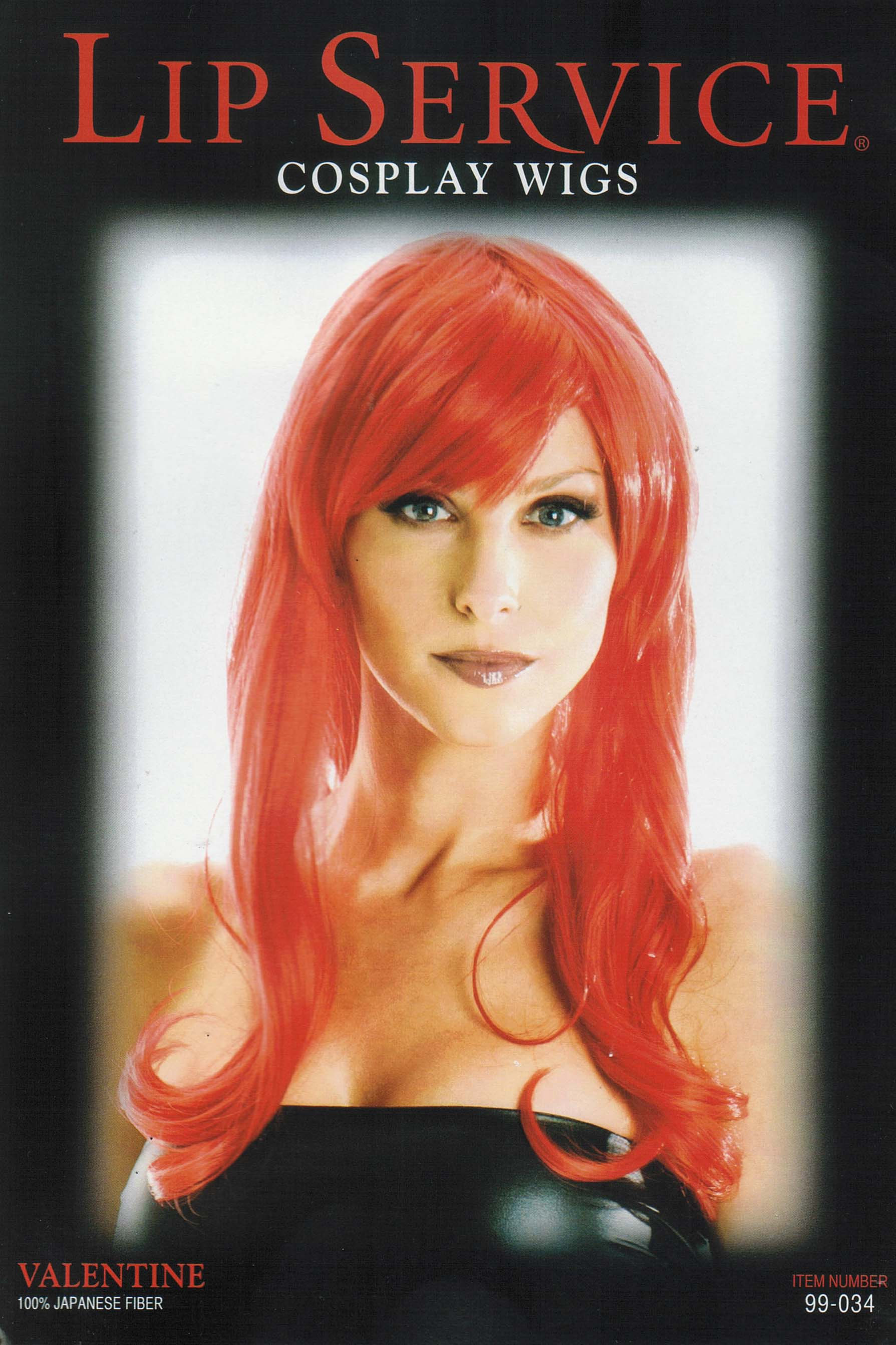 Lip Service Cosplay Wig - Valentine-Accessories-Lip Service